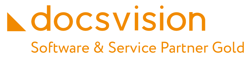 Docsvision Certified Software & Service Partner Gold