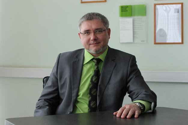 Евгений Бармин – руководитель отдела бизнес-решений компании «Вебзавод»